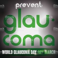 Diminished Vision Design Promoting Prevention in Glaucoma Day