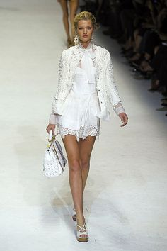 When I think of Spring, I think of D&G Spring 2011 RTW.