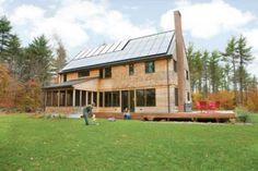 An Off-Grid Home