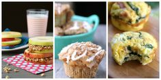 12 Quick and Easy Breakfast Ideas for Busy Mornings