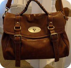 The Mulberry Alexa lookalike bag
