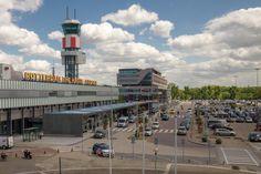 Rotterdam - Vliegveld 'Zestienhoven. » Rotterdam The Hague Airport
