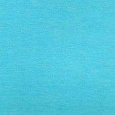 Celeste Blue Solid Cotton Jersey Tri Blend Knit Fabric - Top quality tri blend heather effect solid cotton jersey knit in a light turquoise blue color.  Fabric is mid weight with a nice stretch and soft hand.  Made in Los Angeles! :: $6.50