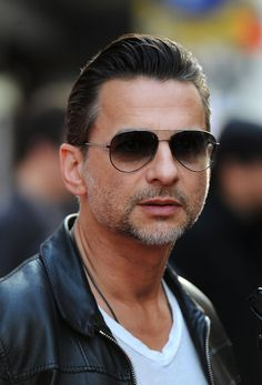 Dave Gahan from Depeche Mode. So my opponents wouldn't know right away which one was me.