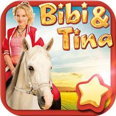 """In """"Bibi & Tina - Die App zum Kinofilm"""" können Kinder ihre Lieblingshelden aus der gleichnamigen Kinderhörspielreihe beim Training für das Falkensteiner Reitturnier unterstützen. Die Kinderapp ist für iPhone, iPod, iPad und Android-Geräte verfügbar. Bibi & Tina - Die App zum Kinofilm   Apps für Kinder - myToys"""