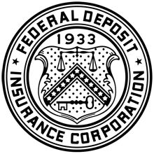 The FDIC was created during FDR's first 100 days in office and led ...