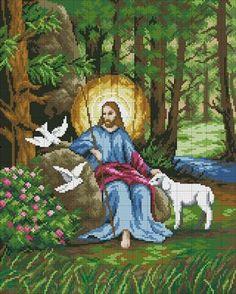 Иисус в лесу.jpg