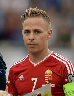 Balazs Dzsudzsak of Hungary in Hungary, Soccer, Football, Sports, People, Tops, Fashion, Hs Sports, Moda