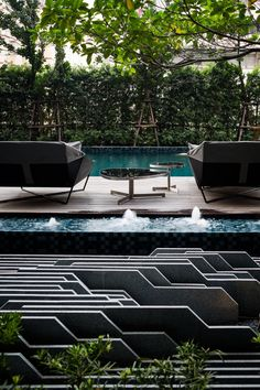 ONYX by Sansiri. Landscape design by Shma