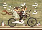 Мобильный LiveInternet Коты в иллюстрациях Дарьи Герасимовой. И не только коты. | NONNA_SMETANINA - Дневник NONNA_SMETANINA |