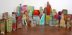 Cut-out City | Flickr - Photo Sharing!