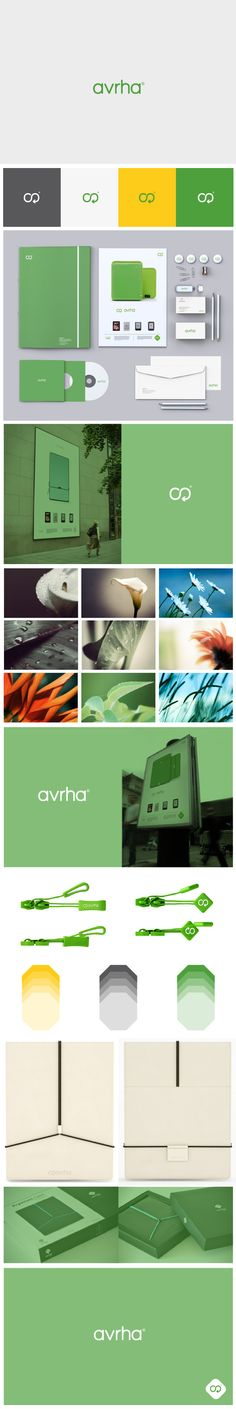 Avrha by misteronüff , via Behance