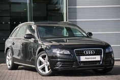 Audi Avant - sensible but pretty A4 Avant, Back Row, Used Audi, Car Search, Audi Cars, Used Cars, Diesel, Boat, Vehicles