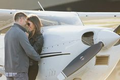 aviation inspired weddings | Aviation Inspired Engagement Session | Pensacola Wedding Photographer ...