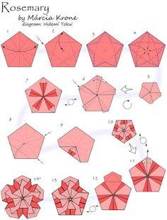 Zen Origami: estrela