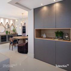 Living Room Designs, Living Room Decor, Bedroom Decor, Small Apartment Decorating, Small Apartments, Furniture Design, Decoration, Interior Design, Kitchen