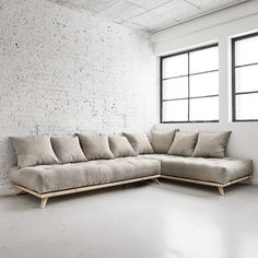 Диван-кровать Senza VISION - Футоны диваны - Диваны - Диваны и Кресла Loft Art
