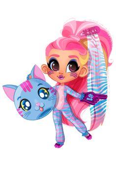Twin Girls Outfits, Disney Princess Ariel, Kawaii Doll, Cool Sketches, Cute Dolls, Cartoon Wallpaper, Beautiful Dolls, Cute Drawings, Cartoon Characters