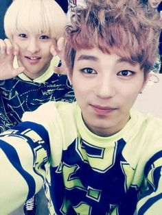 J-Hyo and AO - sweet ^-^