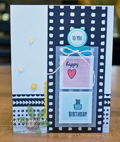 Stampin' Up! Tabs for Everything
