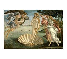 Beautiful The Birth of Venus - College Poster