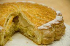 ALQUIMIA DA COZINHA: Pithiviers a tradicional sobremesa da Noite de Reis da França.