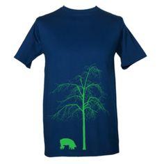 Wir bedrucken ausschliesslich T-Shirts, Hoodies aus Fairtrade-Biobaumwolle. Kunden können T-Shirts auch selbst gestalten!