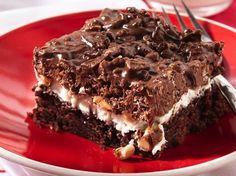 Brownie Goody Bars