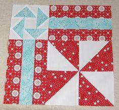 Used in sampler quilt love it