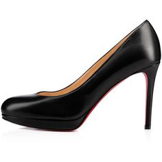 5583b70e256f Christian Louboutin New Simple Pump (45.715 RUB) ❤ liked on Polyvore  featuring shoes