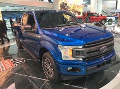 Ford Shows off 2018 F-150, Announces Return of Bronco and Ranger