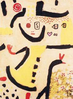 Paul Klee - Ein Kinderspiel, 1939.