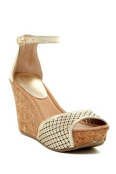 Sole Ness Wedge Sandal