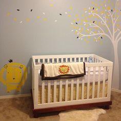 Baby boy: Nursery