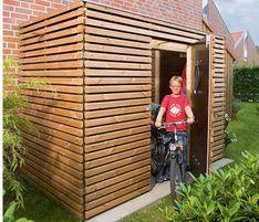 gartenhaus exclusive mit schiebet r haus pinterest. Black Bedroom Furniture Sets. Home Design Ideas