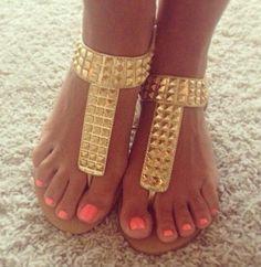very cute #sandals