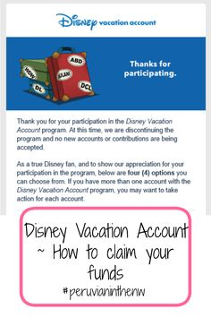 Disney Vacation Acco