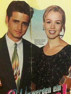 Jason & Jennie Brandon and kelly 90210