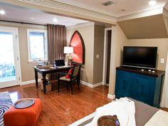 Eclectic | Bedrooms | Linda Woodrum : Designers' Portfolio : HGTV - Home & Garden Television