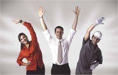 Especialistas apontam os principais benefícios da ginástica laboral. O principal benefício é a prevenção de problemas osteomusculares como dor nas costas e nos braços, melhorando também a disposição na jornada de trabalho.  .'. Consultor Independente Herbalife whatsapp (011)97153-0245 contato@focoemvidasaudavel.com.br