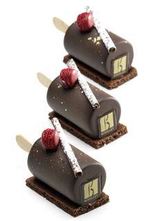 cherry and chocolate #patisserie #dessert #cake