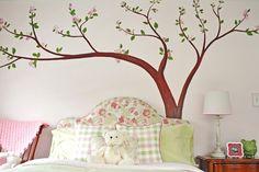 Girl's Bedroom Decor