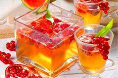 Cocktail pétillant rouge (sans alcool) • Juliet, c'est bon, c'est bio