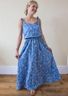 Summer Dress Season - The Breezy Maxi Dress   Guthrie & Ghani
