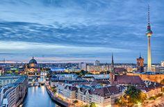 Berlin (mein Wohnort) ❤