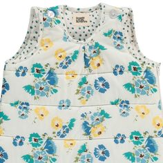 Le Petit Lucas du Tertre Babyschlafsack aus Baumwolle Blumen-product