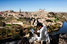 Just 30 minutes from Madrid by train, Toledo feels like a living museum, its textured history left largely intact through the many violent takeovers of Spain.