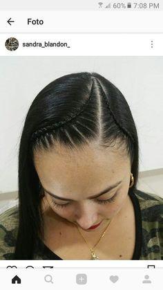 Trenzas cabello suelto Nail Polish lauren b nail polish Black Girls Hairstyles, Braided Hairstyles, Hairstyle For Wedding Day, Best Long Haircuts, Curly Hair Styles, Natural Hair Styles, Biotin Hair, Long Hair Cuts, Love Hair