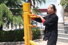 Wing Chun Training in China.