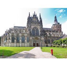 Cathedral St.John, Den Bosch, Noord-Brabant, Netherlands  NL